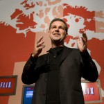 Reed Hastings at Netflix Canadian launch